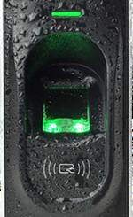 water proof biometrics