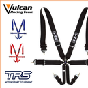 TRS MH4600-100 Magnum 6 point harness fia from Vulcan Racing