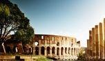 Rome  Coloseum  Itali