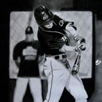 Baseball Drawing, Sports Drawing