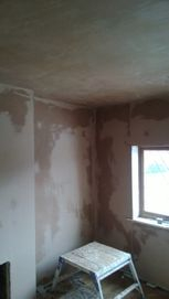 Full Dab and board, wet plastering and skimming availible