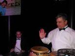 "Peter ""Gonzo"" Gonzalez / Percussion"