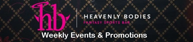 Heavenly Bodies Banner