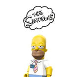 lego simpsons, simpsons house, kwik-e-mart, kwikemart, mini figures series, series 1, series 2