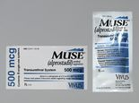 MUSE for Erectile Dysfunction