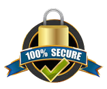 Payment 100% Secure