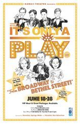 """Poster of """"It's Only A Play!"""""""