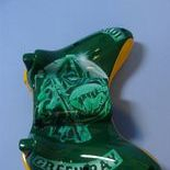 CUSTOM GREEN BAY PACKERS CONTROLLER