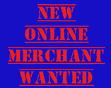 Looking for new Merchant