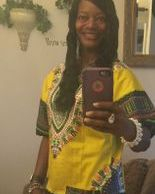 Yellow Dashiki Shirt