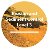 Erosion and Sediment Control Level 3 Course