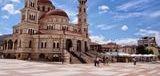 kisha  ne korce  albania
