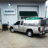 All Seasons Corp Service Truck