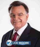 Joe Moore, anchor man for KHON TV News