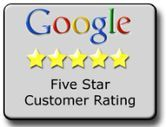 D&G Carpet Cleaning Google reviews