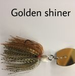 HAND TIED CHATTERBAIT
