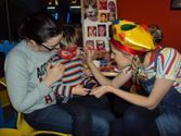 Silly Tilly - Essex - Face Painting