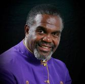 Bishop Dr Cecil G Mullings