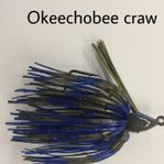 HAND TIED FLIPPING JIG
