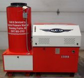 Alkota stationary hot pressure washer