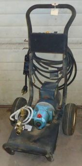 Alkota cold water pressure washer