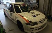 MGCC MG Cup Race winner Silverstone MG Live MGZS