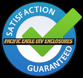 Pacific Eagle UTV satisfaction guaranteed