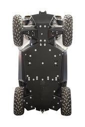 Iron Baltic Skid Plates