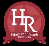 Highland Ranch Nigerian Dwarf goats