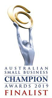 Australian Small Business Champion Awards Finalist