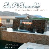 Residential swimming Pool and Spa design and outdoor lifestyle book