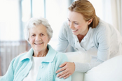 Mobility Care, woman