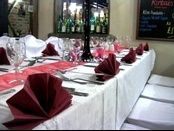 Separate function room for parties