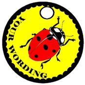 Lady bug pathtag desig