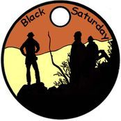Black Saturday pathtag design