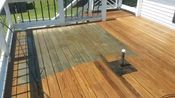 power washing, deck staining, deck cleaning