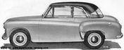 Hillman Minx Mk VIII