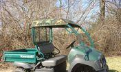 Kawasaki Mule 610 Soft Top