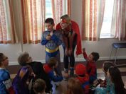 Silly Tilly - Superhero Party