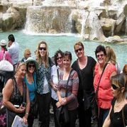 "<img src=""australian womens travel.jpg alt=womens tour group at the trevi Fountain Rome  italy"">"