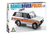Italeri Range Rover Police Car kit