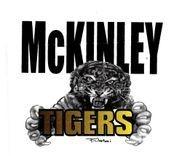 McKinley Tigers - mascot