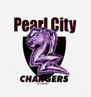 Pearl City Chargers- mascot