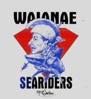 Waianae Sea Riders- mascot