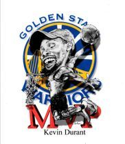 Keven Durant- Golden State Warriors
