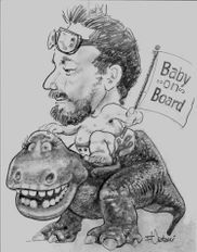 Baby on Board. Adults can be a child too!