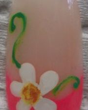 Flower Fun nail art
