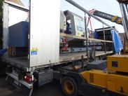 "54"" x 196"" Gurutzpe CNC Lathe en route from France to Canada 5"