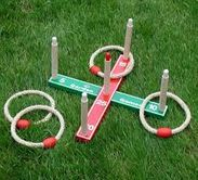Quoits for hire