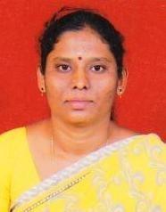 Mrs. Vijayarani (God Contacter) - one of the visitors of the Project Regard.